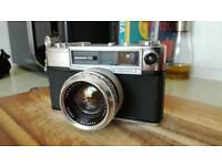 Yashica Minister D-700 vintage camera, near mint!