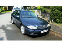 Vauxhall Omega 2.2ltr CDX 2002 - Spares or Repair