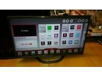"""LG 32"""" smart 3D TV model:32LA620V"""