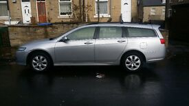 "**HONDA ACCORD ESTATE 2.2 DTCI SPORT DIESEL 2007 ""12 MONTHS MOT & TAXED £995 ovno p/x welcome £995 *"