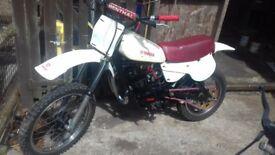 Yamaha yz 50