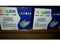 New Epson printer inks