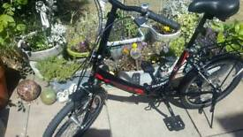 20inch Brand new folding bike very light