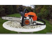 Stihl ms 171 chainsaw in very good condition
