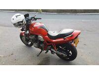Suzuki bandit 600cc 1997 mk1