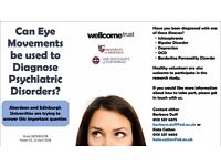 Participants Wanted for Eye-Movement Research