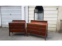 Gorgeous Chest of Drawers & Dresser - Needs TLC
