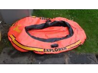 INFLATABLE BOAT / DINGHY / RAFT *FREE*
