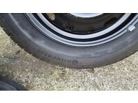 2x Continental ContiEcoContact EP 175/65 R 14 82 T Vauxhall Corsa Tyres - NEW AND UN-USED