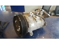 2011 RENAULT MEGANE COMPRESSOR 8200939386A GE447150-0023 Megane 3 1.5 Diesel LUTON