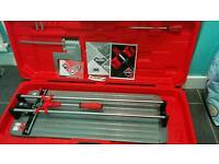 Tile cutter - Rubi Ts 66 plus, professional manual tile cutter like new