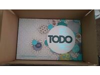 TODO Die Cutting and Foiling Machine - Brand new and unopened
