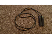 Weighted skipping ropes