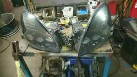 Ford puma headlights