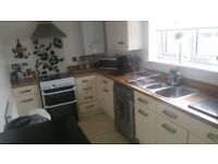One bed first floor furnished flat (6 Months short term let only)
