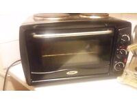 Premi Mini Oven/ with 2 Hotplates/Oven