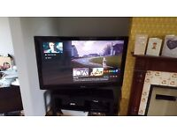50 inch Panasonic Viera HD TV