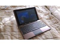ASUS Transformer book, laptop/ tablet hybrid.