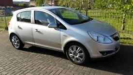 Vauxhall Corsa 1.4 Design only 8k miles!