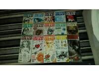 Tattoo idea magazines x15