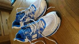 Mens Running Shoes - Size 10 - Karrimor D30 - Excellent Condition