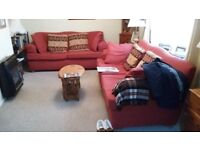 2 matching large sofas for free