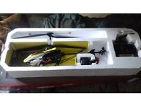 remote control helecopter/