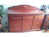 Quick sale solid beautiful sideboard