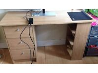 Drawer table dressing/Computer-Office Desk | Selling