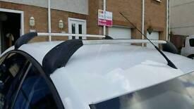 Mondeo mk4 locking roof bars (genuine ford)