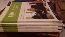 Kaplan Schweser FRM 2015 Level II books