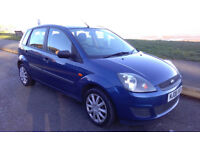 08 FORD FIESTA 1.2 STYLE 5 DOOR**63,000 MILES**FULL SERVICE HISTORY**EXCELLENT CONDITION**£1795ono**