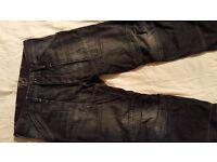 Men's G-Star RAW GS3301 KBWG100 Denim Jeans size 32 length 30