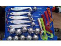 Boat fishing gear deal
