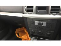 Vauxhall vectra 1.8 exclusive