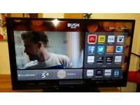 Bush 40 in led smart tv