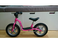 Girls PUKY LR 1L Br Learner Balance Bike