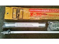 X30 SPYDER 144/430MHZ Dual Band