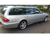 Mercedes Benz E220 Diesel Estate