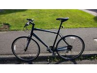 Specialised Sirrus hybrid bike virtually new
