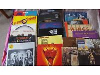 Vinyl LP very good condition Nazareth, Queen, Uriah Heep..etc