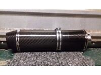 REAL CARBON FIBRE BEOWULF EXHAUST