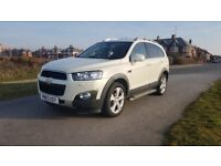CHEVROLET CAPTIVA, TOP OF THE RANGE LTZ, 7 SEATS, TOUCH SCREEN NAVIGATION, BLUETOOTH REAR CAMERA,