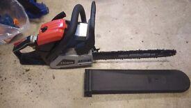 Gardencare cs3800 chainsaw brand new