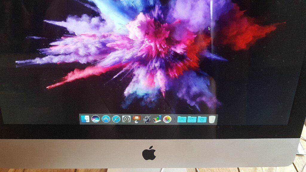"Apple iMac 21.5"" late 2011 intel i3 3.1Ghz 4GB Ram Sierra OS"