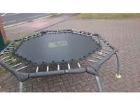 Childrens trampoline -free