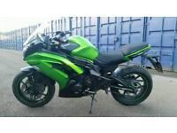 Kawasaki er6 ex650 2013
