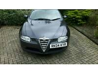 Alfa romeo GT JTD 2 door Turbo diesel