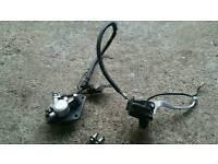 Ybr 125 complete front brake