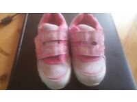 Peppa Pig Trainers (Infant Size 6)